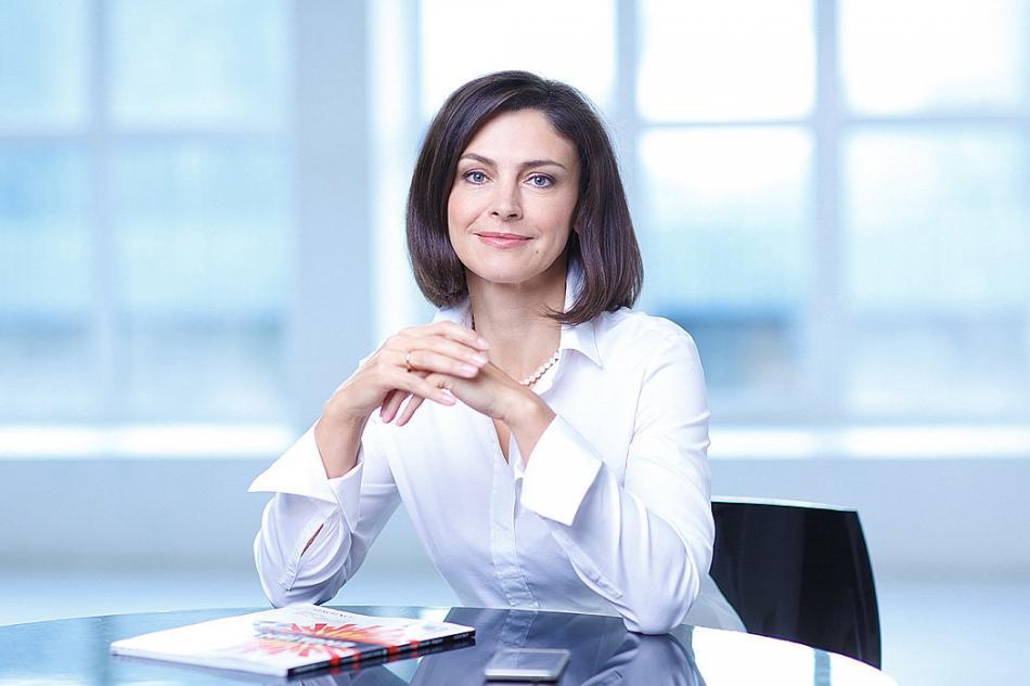 Знакомство с бизнес-леди